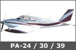 PA-24 / 30 /39